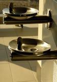 Postes d'eau potable Image stock