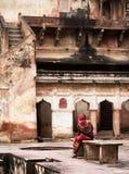 Posti romantici dell'India Immagini Stock