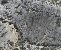 Posti turistici della Spagna caverne Fotografia Stock Libera da Diritti