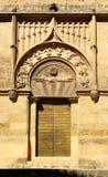 Postigo del帕拉西奥,科多巴,西班牙清真寺大教堂  库存图片