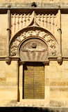 Postigo del Palacio, Mesquita-catedral de Córdova, Espanha Imagens de Stock