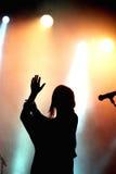 Postiljonen (zespół) wykonuje przy Barcelona Accio losu angeles Merce Muzykalnym festiwalem (BAM) Obraz Royalty Free