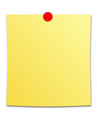 Postit Royalty Free Stock Photography
