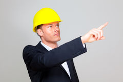 Postitive architect Stock Photo