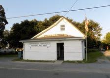Postkantoor in Benedict, Maryland Royalty-vrije Stock Foto's
