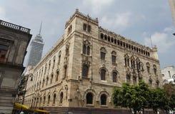 Postkantoor in Mexico-City Stock Afbeeldingen