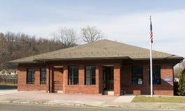 Postkantoor sloatsburg New York Stock Foto's