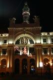 Postkantoor - Valencia royalty-vrije stock fotografie