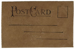 postkarte Stockfoto