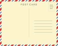 Postkarte Lizenzfreie Stockfotos