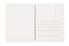 Postkarte Lizenzfreie Stockbilder
