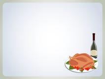 Postkarte-Danksagung Stockfotografie