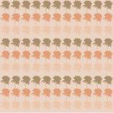 Postkarte mit Blume Astra für Ihr Design lizenzfreie abbildung