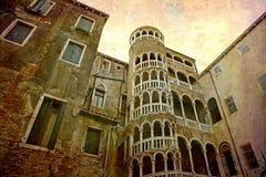Postkarten aus Italien (Serien) Lizenzfreie Stockbilder