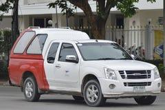 Postkleintransporterauto Thailand Lizenzfreies Stockfoto