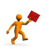 Postman Stock Photography