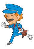 Postman Stock Photography