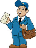 Postman Royalty Free Stock Photos