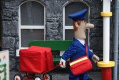 Postman Pat - Village Scenes Stock Image