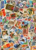 Postmark Stock Photo