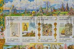 postmark Стоковая Фотография