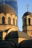 Postmodern Kyiv Stock Image