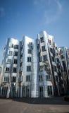 Postmoderne Architektur Duesseldorf Gehry Lizenzfreie Stockfotografie