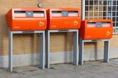 PostNL Netherlands Royalty Free Stock Images