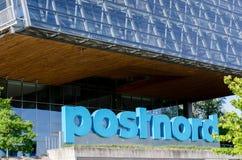 Postnord högkvarter royaltyfria foton