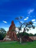 Posto antico tailandese Fotografia Stock