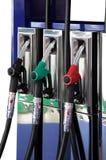 Posto de gasolina Imagem de Stock Royalty Free