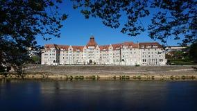 Posto del castel di Strasburgo fotografia stock