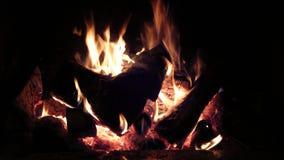 Posto del fuoco Immagini Stock