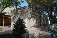 Posto del mausoleo del mausoleo di Daniel del profeta di Islam e dei cristiani immagine stock libera da diritti