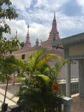 Posto della pagoda immagini stock libere da diritti