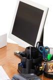 Posto di lavoro all'ufficio - 5. Fotografia Stock