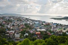 Posto meraviglioso Hatyai Tailandia immagine stock
