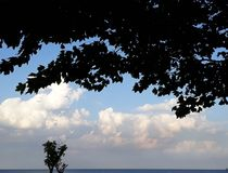 posto naturale ed armonioso immagine stock libera da diritti
