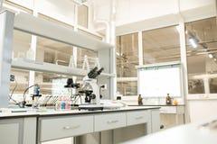 Posto per ricerca scientifica immagine stock libera da diritti