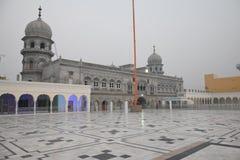 Posto religioso sikh di Gurdwara Immagini Stock