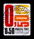 Postocollant, Postes seria około 2007, Obraz Royalty Free