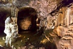 Postojna Cave Royalty Free Stock Photo