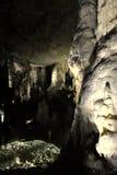 Postojna grottor Fotografering för Bildbyråer