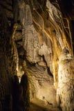 Postojna-Höhlen, Slowenien lizenzfreies stockfoto