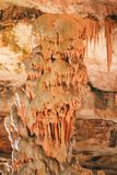Postojnska jama | Caverne | Grotte photo libre de droits