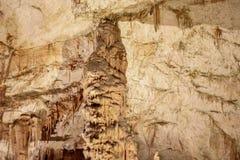 Postojnska jama | Höhle | Grotte lizenzfreie stockfotos