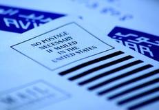 postpaid Стоковые Фотографии RF