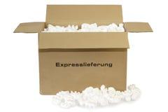 Postpaket Stockfotos