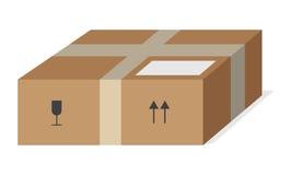 Postpaket Stockfoto