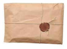 Postpaket Lizenzfreie Stockfotografie